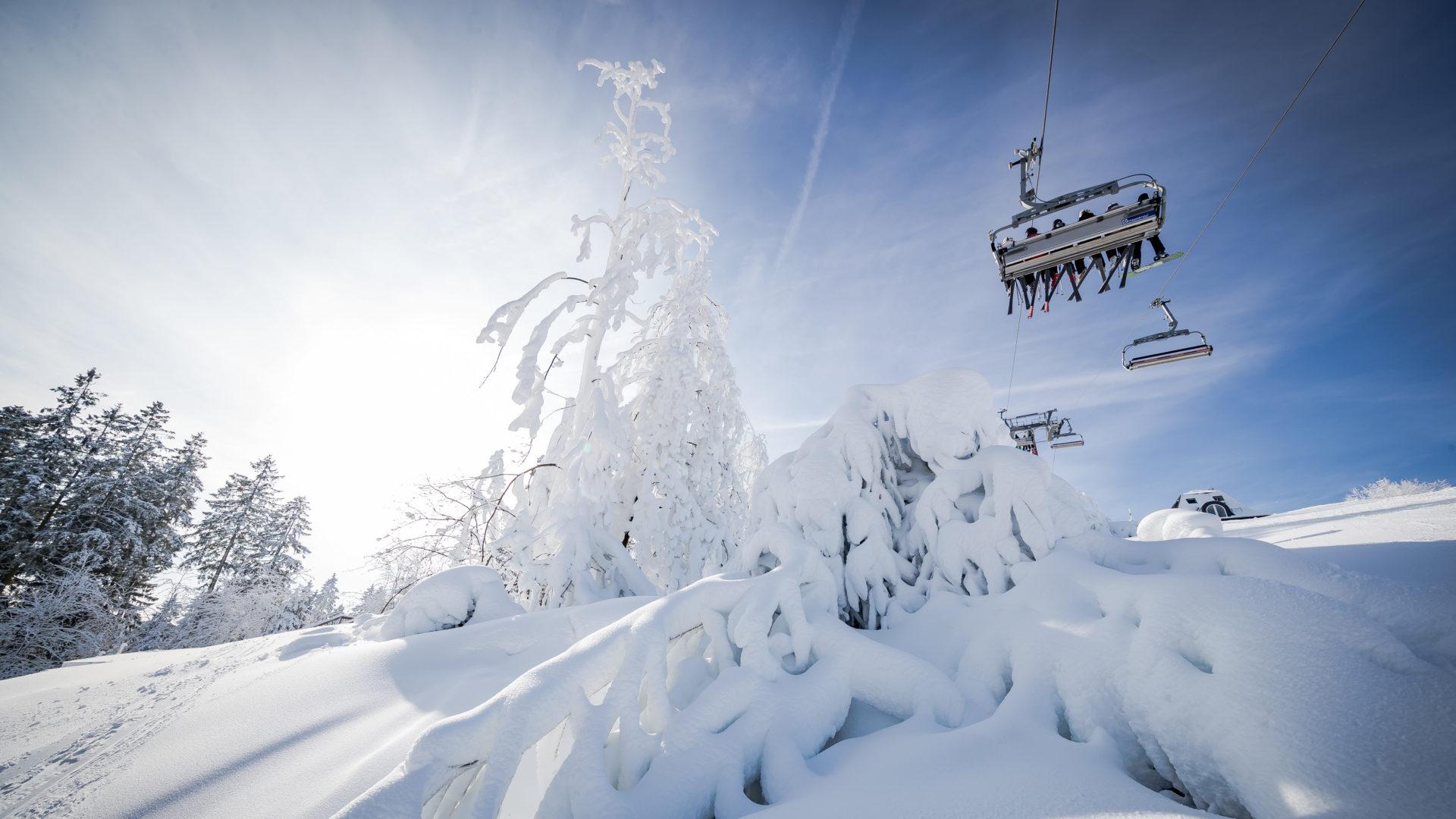 10 Gründe für einen Winterurlaub