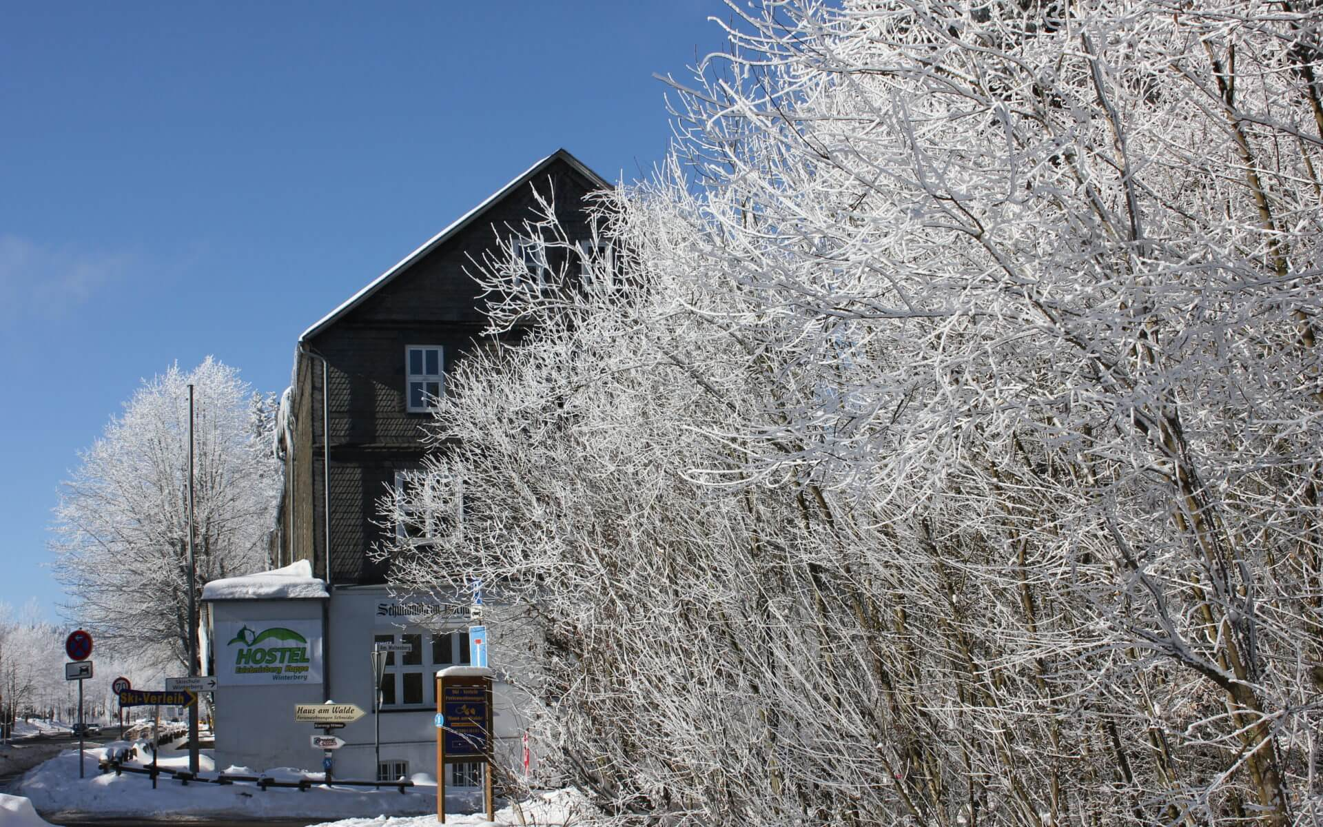Klassenfahrt im Winter - Schulangebot für die Skifreizeit